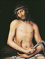 Chtist as the Man of Sorrows, 1515, cranach