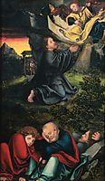 Cranach The Garden of Gethsemane, cranach