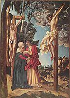 The Crucifixion, 1503, cranach