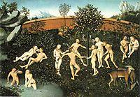 The Golden Age, 1530, cranach