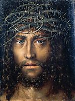Head of Christ Crowned with Thorns, 1510, cranach