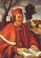 Johannes Reuss, 1503, cranach