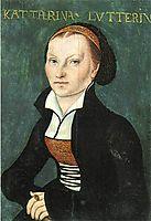 Katharina Luther, 1526, cranach