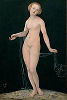 Lucretia, 1532, cranach