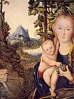 Madonna and Child, c.1525, cranach