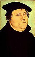 Martin Luther, cranach