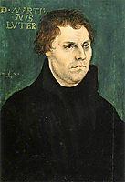 Martin Luther, 1526, cranach