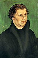 Martin Luther , 1526, cranach