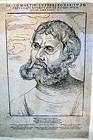 Martin Luther as Junker Jörg, 1522, cranach