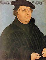 Martin Luther, c.1532, cranach