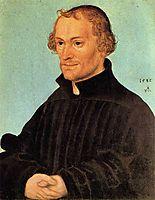 Philipp Melanchthon , 1532, cranach