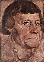 Portrait of a Man, 1514, cranach