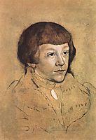 Portrait of a Saxon Prince, c.1515, cranach