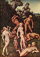 The Silver Age, c.1516, cranach