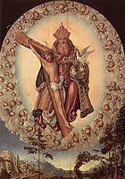 Trinity, c.1515, cranach
