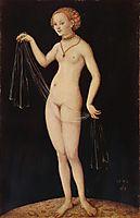 Venus, 1532, cranach