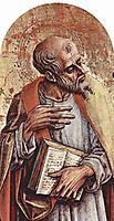 Apostles, 1473, crivelli