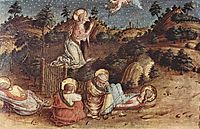 Christ-s prayer on Oelber, 1468, crivelli