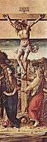 Crucifixion, c.1490, crivelli