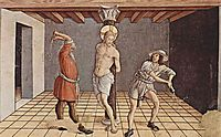 Flagellation of Christ, 1468, crivelli