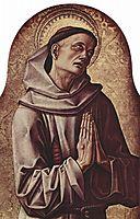 Saint Dominic, 1476, crivelli