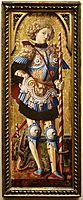 Saint George, c.1472, crivelli