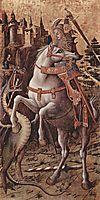 Saint George, c.1470, crivelli