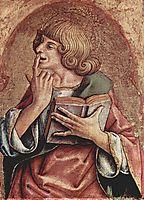 Saint John the Evangelist, c.1475, crivelli