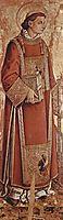 Saint Laurenzius, 1468, crivelli