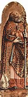 Saint Nicolas, c.1480, crivelli