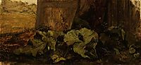 Dock Leaves, 1813, crome