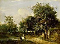Grove Scene, 1820, crome
