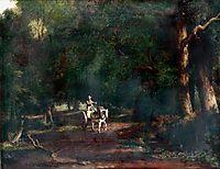 Landscape, crome