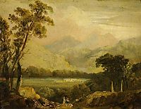 Landscape with a River, crome
