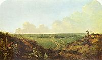 Mousehold Heath, Norwich, 1820, crome