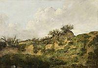 A Sandy Bank, 1820, crome