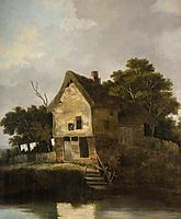 View at Blofield, near Norwich, 1811, crome