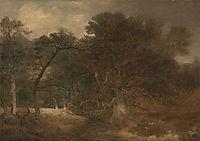 Woodland Landscape near Norwich, 1812, crome