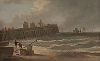 Yarmouth Jetty, 1811, crome