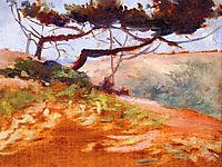 The Bay of Cavalieri, cross