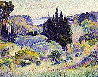 Cypress, April, 1904, cross