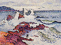 The Mediterranean, East Wind, 1902, cross