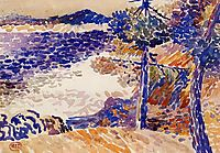 Pines by the Sea, cross