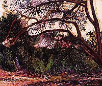 Woded Landscape, cross