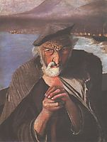 Old Fisherman, 1902, csontvary