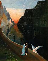 Rendez-vous of Lovers, 1902, csontvary