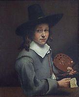 Self-Portrait as a Boy, cuyp