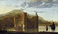 Ubbergen Castle, 1655, cuyp