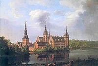 Frederiksborg Castle, 1814, dahl