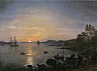 Holmestrand, 1843, dahl
